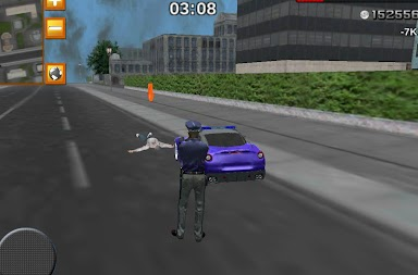 Crime City Real Police Driver APK screenshot thumbnail 12