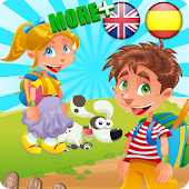 Learn Spanish English for Kids
