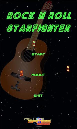 Rock N Roll Starfighter