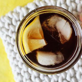 Cynar Iced Tea