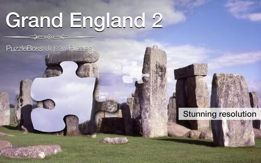 Grand England 2 Jigsaw Puzzles