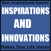 Inspirations And Innovations