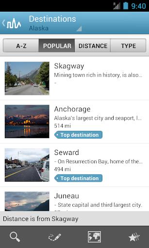 Alaska Travel Guide by Triposo