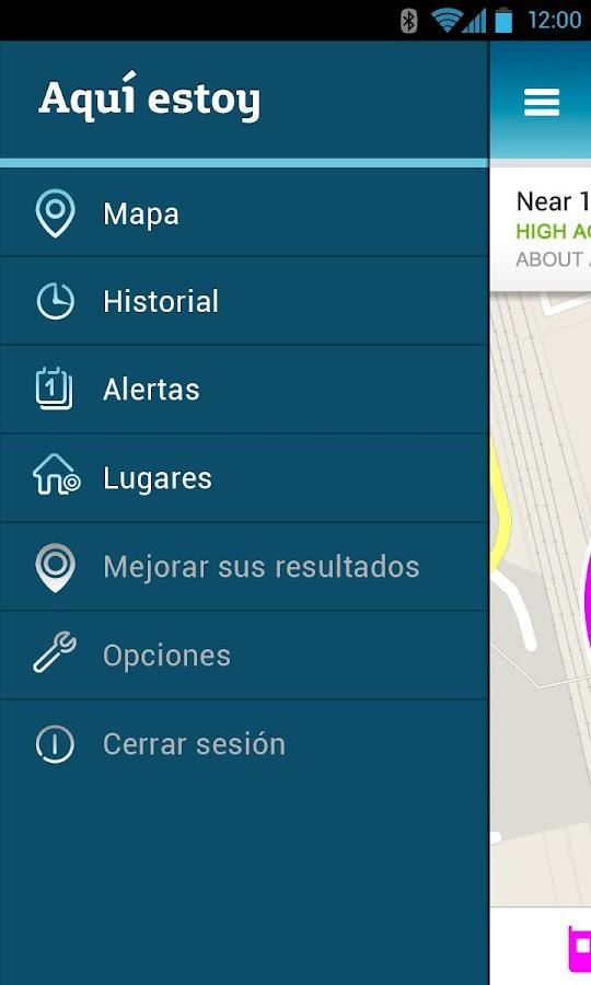 Aquí estoy de Movistar- screenshot