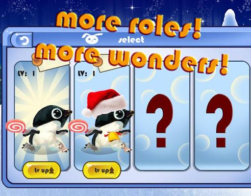 聖誕企鵝快跑