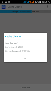 Cache Cleaner - Speed | Space | Memory- screenshot thumbnail