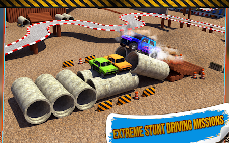 4x4 Monster Truck Stunts 3D 1.8 screenshot 641611