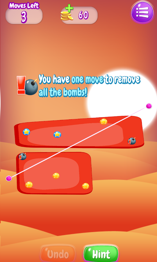 Jelly Slice FREE- screenshot