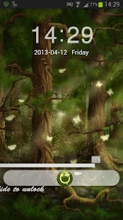 GO Locker Theme Forest- screenshot thumbnail