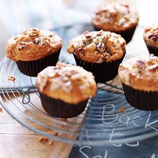Kirstie Allsopp Banana Toffee Muffins