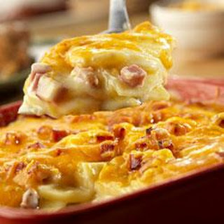 Country Scalloped Potatoes.