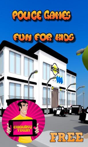 Kids Police Games