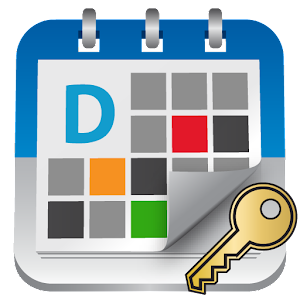 DigiCal+ Calendar & Widgets icon