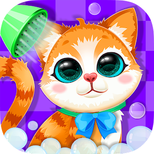 Kitty Spa: Bubble Wash Salon for PC and MAC