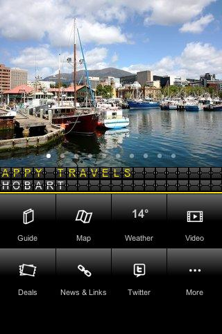 Hobart - Appy Travels