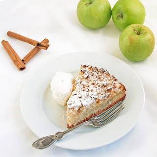 Irish Apple Cake.