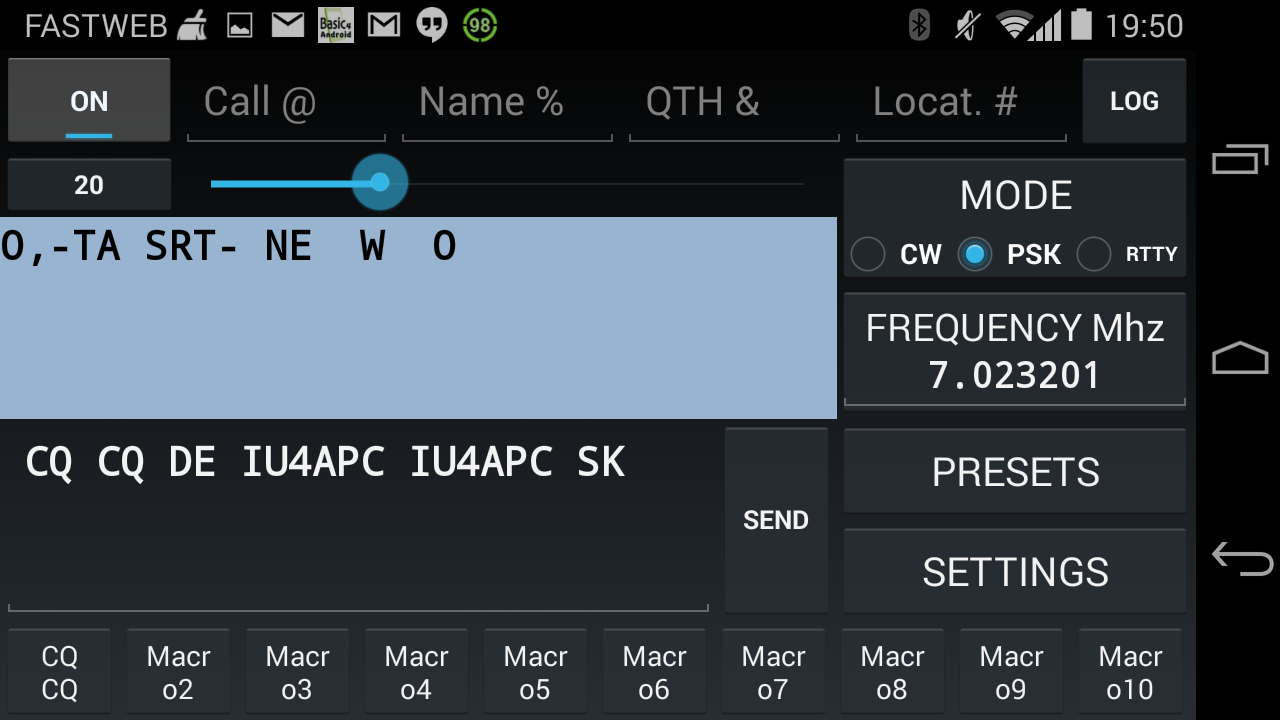 KX3 Companion FREE Ham Radio- screenshot