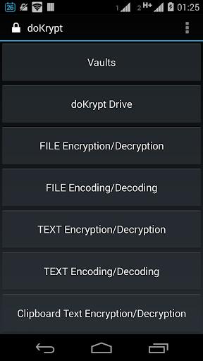 doKrypt Free-Encrypt Encode