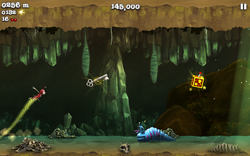 Firefly Runner Screenshot 14