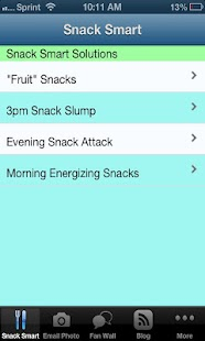 Snack Smart Solutions - screenshot thumbnail