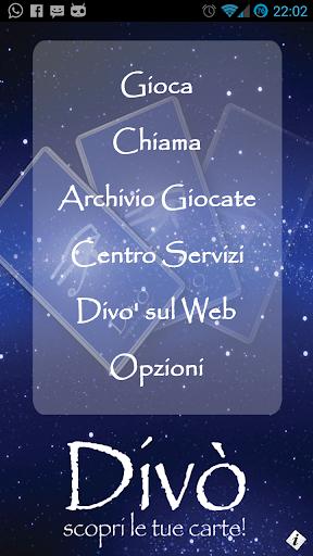 【免費娛樂App】Divo - Tarocchi e Cartomanzia-APP點子