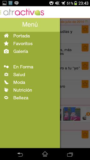 Atractivas.es App