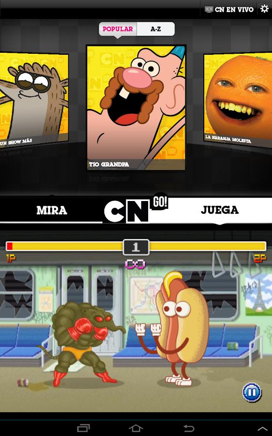 Cartoon Characters App : Cartoon network go android apps on google play