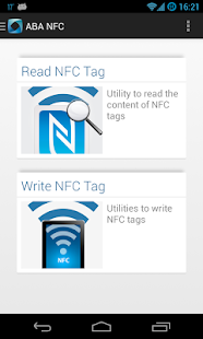 ABA NFC - screenshot thumbnail