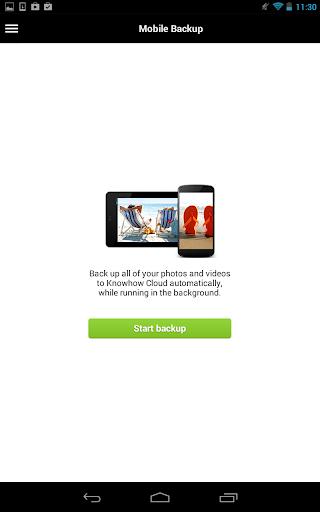 【免費生產應用App】Knowhow Cloud-APP點子