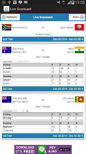 Cricket Worldcup 2015