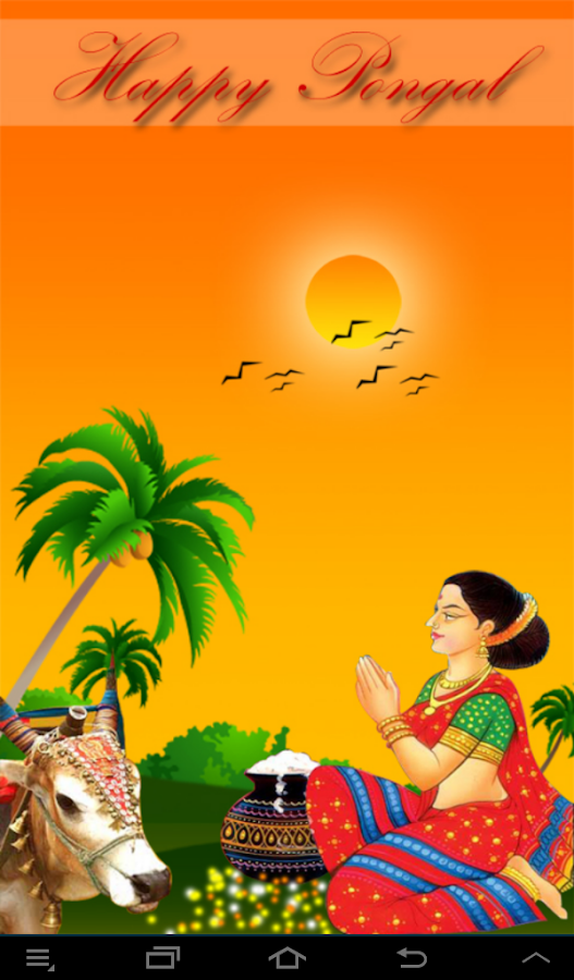 Greeting cards for pongal wblqual happy pongal greetings cards android apps on google play greeting card m4hsunfo