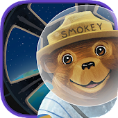 Smokey Bear-Bear In Space Book
