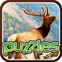 Forest gratuit Puzzles animaux icon