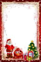 Screenshot of Christmas And New Year Frames