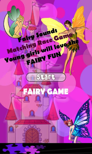 Fairy Games for Kids