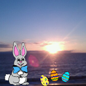 Easter Sunrise Sunset LWP icon