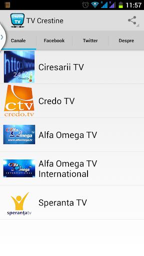 TV Crestine