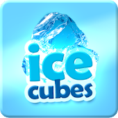 Live iceCubes Wallpaper