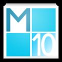 Metro UI Launcher 10 icon