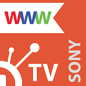 Video Browser for Sony TV