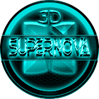 NEXT LAUNCHER THEME SUPERNOVAc icon