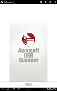 USB Scanner - screenshot thumbnail
