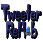 ReHab Tweeter icon