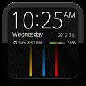 Dark GO Locker Theme icon