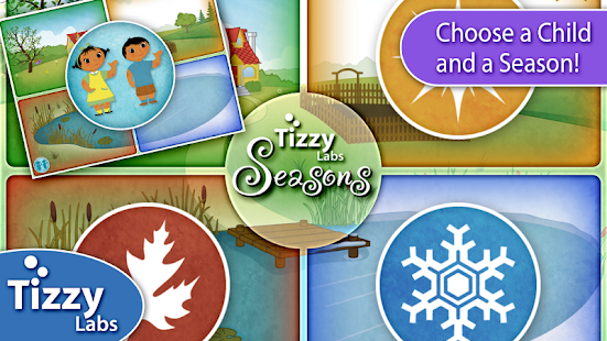 Tizzy Seasons Lite for Kids