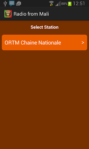 Radio from Mali