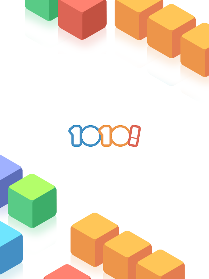 Screenshots of 1010! Puzzle for Android
