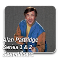 Alan Partridge S1 & S2 Sounds logo