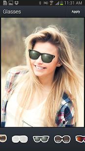 玩程式庫與試用程式App Aviary Stickers: Glasses免費 APP試玩