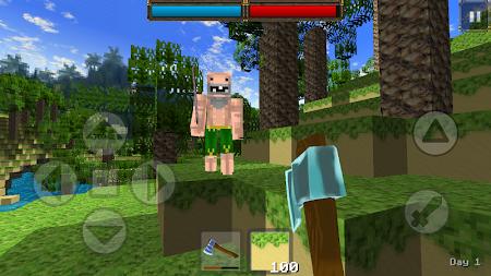Tropical Craft 2: Jungle Mine 1.0.8 screenshot 636929